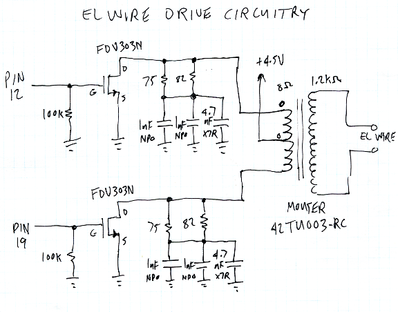 Best El Wire Driver Gallery - Electrical Circuit Diagram Ideas ...